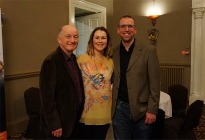 Oz, Ruth & Greig